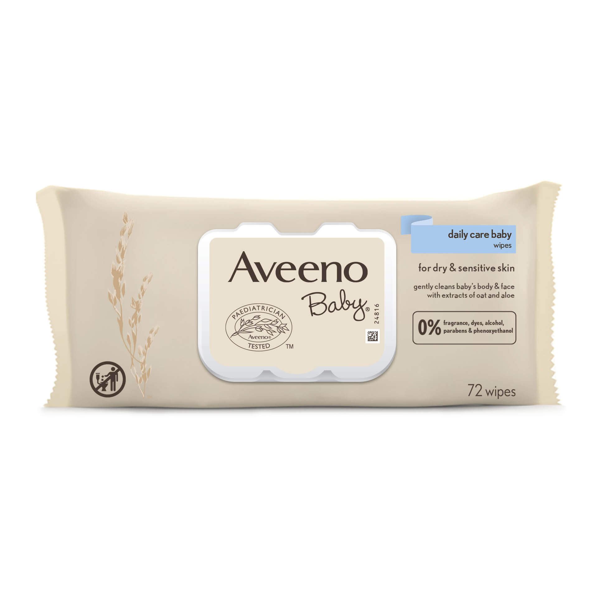 Aveeno Baby Daily Care Baby Wipes