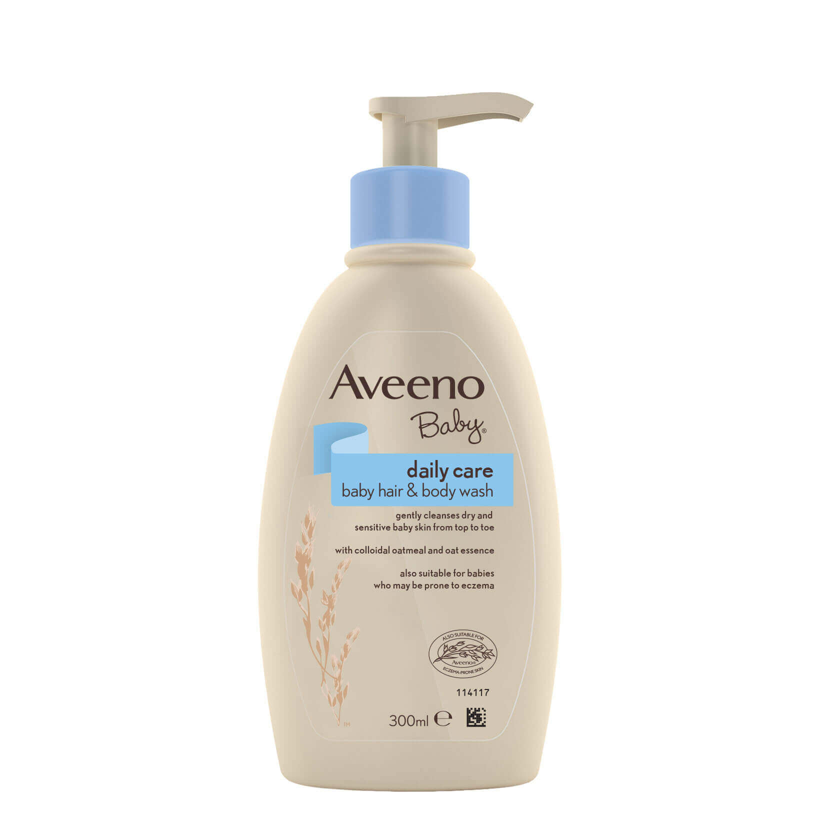 Aveeno Baby Daily Care Hair And Body Wash
