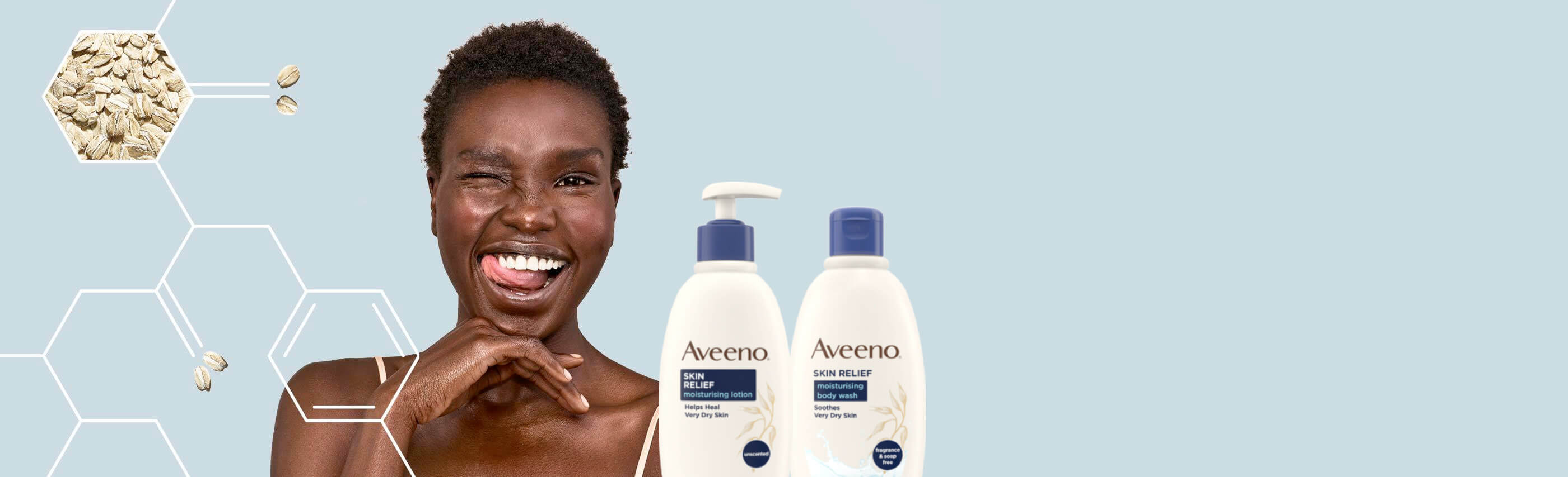 Skincare & Hair Care Products | AVEENO®