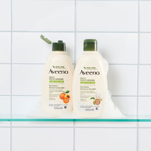 Body Wash with Aveeno®